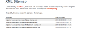 exemple sitemap xml