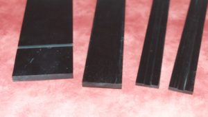 profile carbone rectangulaire